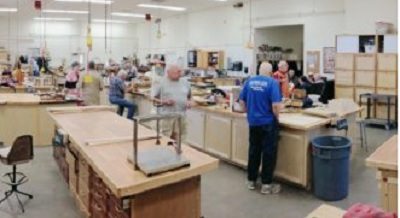 Sun City West Woodshop Woodworking For Life