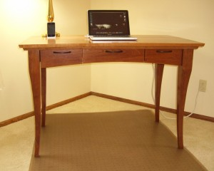 Cherry Writing Desk