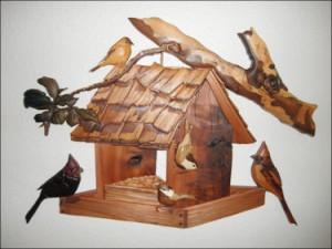 brady birdhouse 1