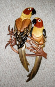 brady parrot 2