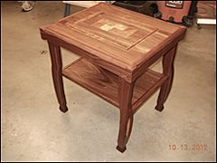 broussard table-1