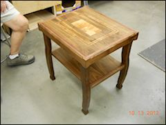 broussard table-3