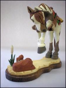 holmes horse 1