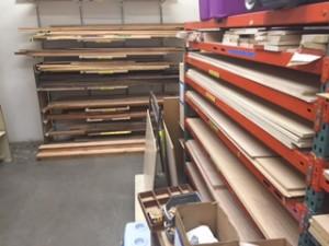 Sheet good, plywood