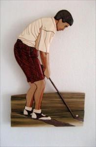 putz golf a