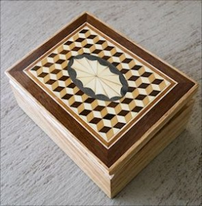 trinket-cube