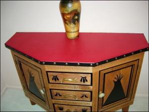 vosburg table-1