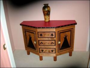 vosburg table-2